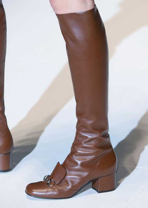 Fashion trends Fall-Winter 2015/2016: Footwear