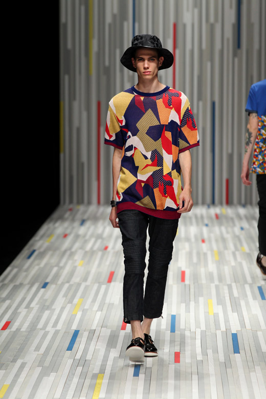Various Life by FACTOTUM for Spring-Summer 2015