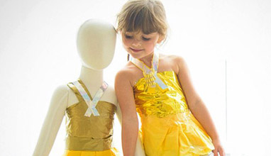 J. Crew with Summer 2015 collection by the youngest designer in the world