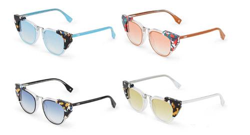 1fb005bfaab Fendi Eyewear Fall Winter 2014-2015 - news bg fashion