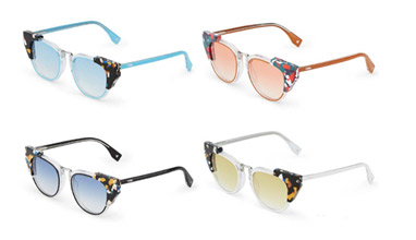Fendi Eyewear Fall/Winter 2014-2015