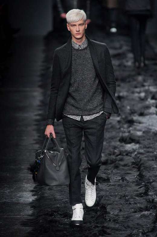 Fendi Menswear Collection for Fall-Winter 2014/2015