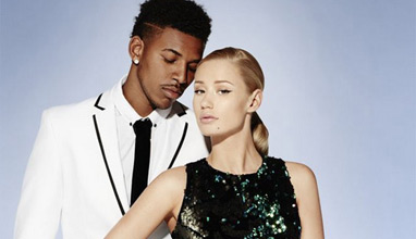 FOREVER 21 debuts Holiday Campaign featuring Iggy Azalea and Nick Young