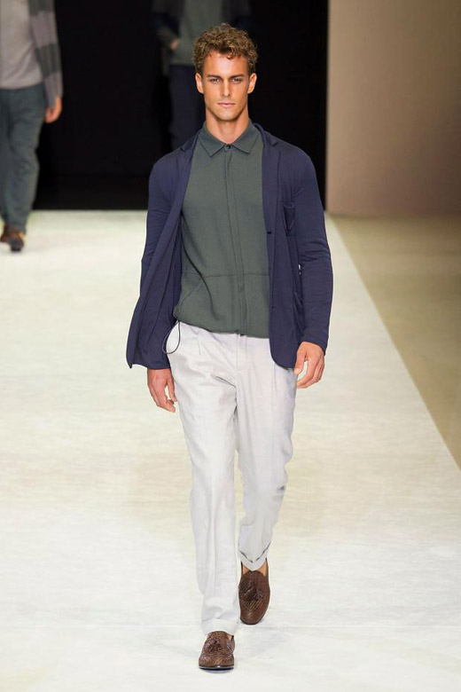 1b49d67824d Echoes of Armani by Giorgio Armani for Spring-Summer 2015