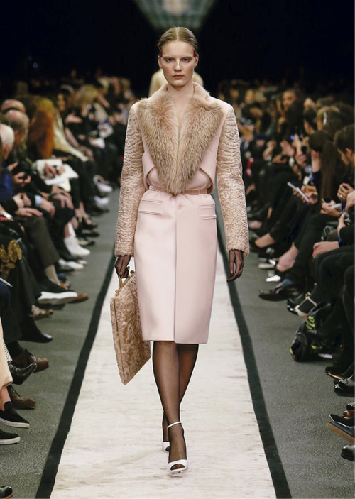 Womenswear: Givenchy Fall/Winter 2014-2015