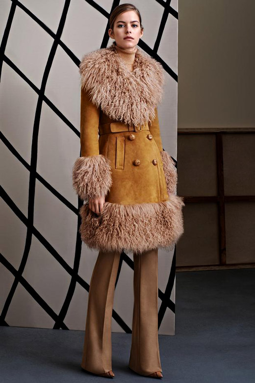 Womenswear: Gucci Pre-Fall 2015 collection