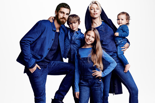 Go Green, Wear Blue with Conscious Denim at H&M