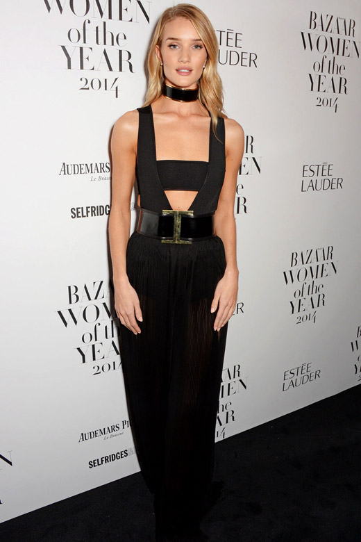 Harper's Bazaar Women of the Year Awards 2014