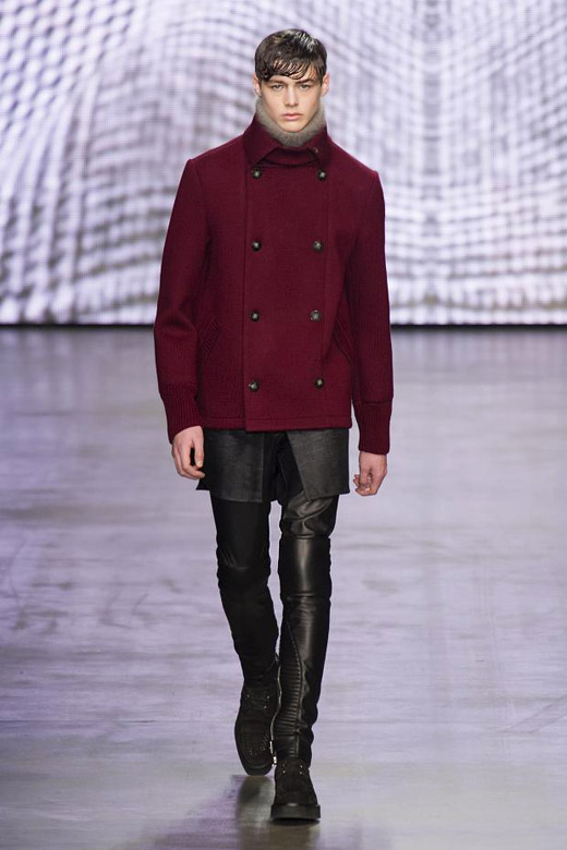 Men's Fashion: Iceberg Fall-Winter 2014/2015 collection