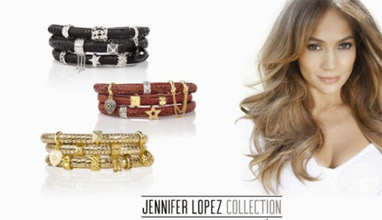 Jennifer Lopez and Endless Jewelry Enter Exclusive Partnership