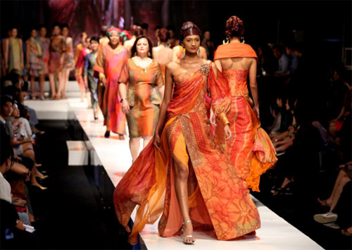 Jakarta Fashion Week will present the Spring 2015