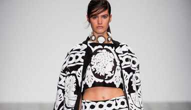 KTZ presents Spring/Summer 2015 during the London Fashion Week