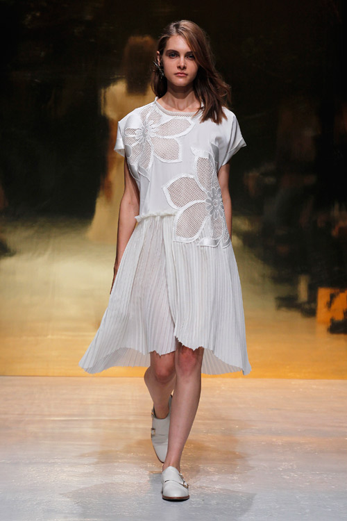 Kaviar Gauche presented La BERLINOISE at Mercedez Benz Fashion Week Paris