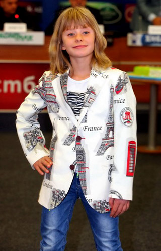 Children's Fashion: Kristo by Richmart coats collection