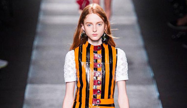 Louis Vuitton presented Spring/Summer 2015 collection