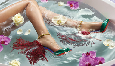 Christian Louboutin Spring/Summer 2015 Collection