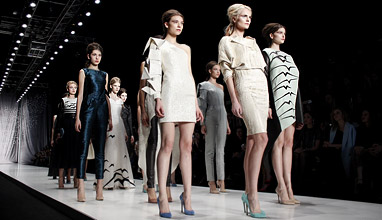 Mercedes-Benz Fashion Week Russia presents Spring-Summer 2015 collections