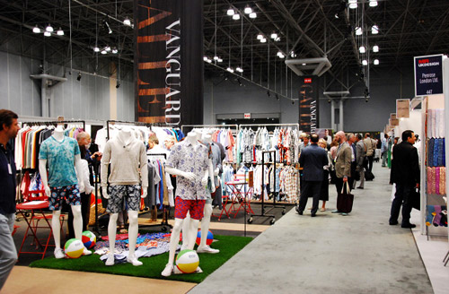 MRKET August 2014 - global fashion trade show for discerning menswear brands