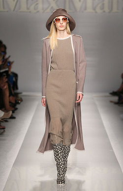 Iconic by Max Mara for Spring/Summer 2015