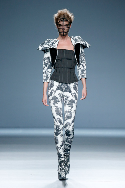 Birth by Maya Hansen at Mercedez Benz Fashion Week Madrid