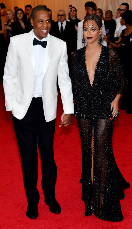 Best men's suits at the Met Ball 2014