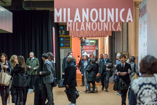 XIX edition of Milano Unica