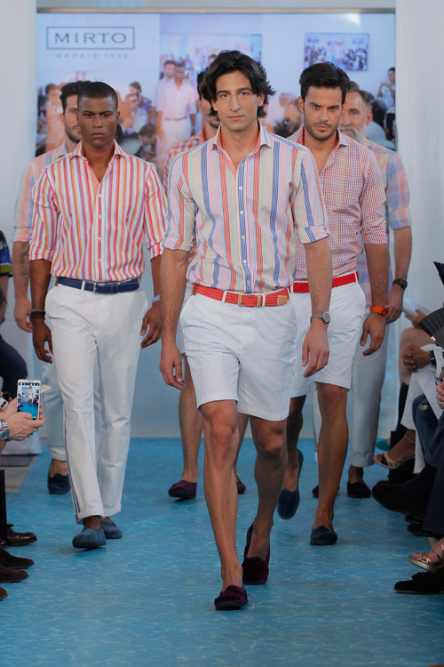 ANATOMY OF A SHIRT Spring Summer 2015 collection