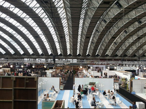 Modefabriek Summer 2014 was held in Amsterdam