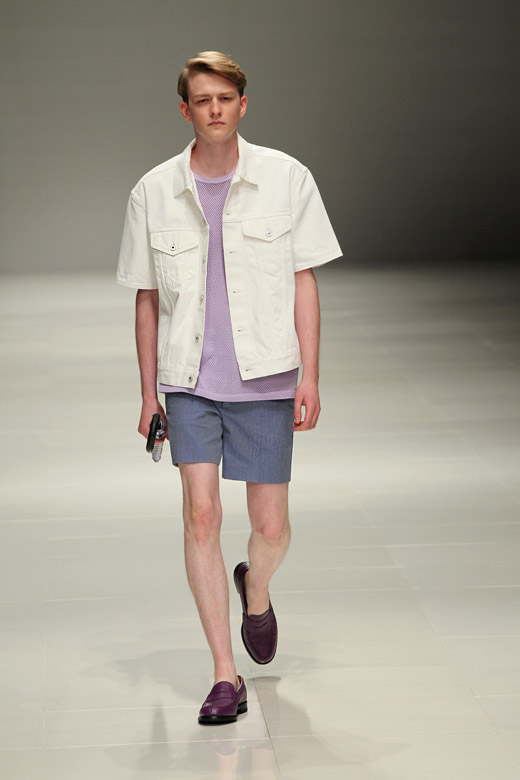 Mr. Gentleman Spring-Summer 2015 collection