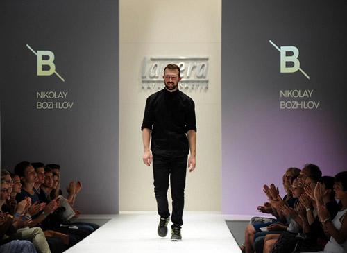 SYMBIOSIS by Nikolay Bozhilov at Mercedes-Benz Fashion Week Berlin