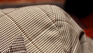 Glossary of men's coat: Neapolitan Shoulder explained