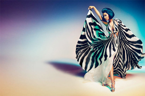 Nicki Minaj is the new face of Roberto Cavalli