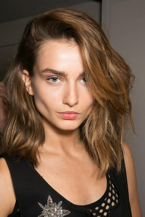 Is No makeup just a trend for Spring-Summer 2014 or a long term direction?