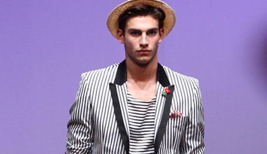 Menswear at ModaLisboa 2014