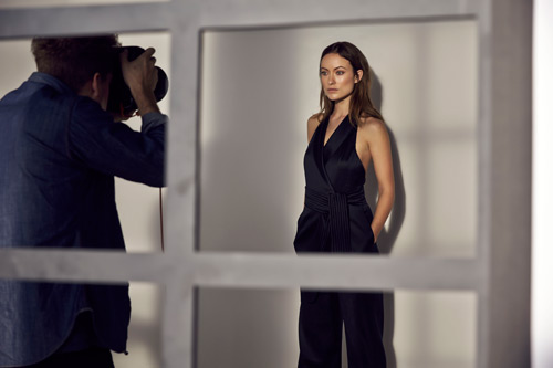 Olivia Wilde is the face of H&M's Conscious Exclusive campaign
