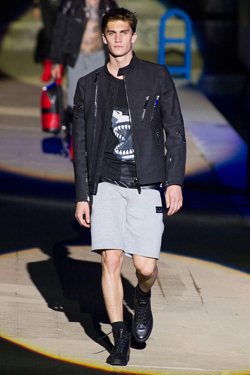 Philipp Plein presented Spring/Summer 2015