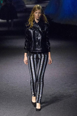 Abyss apocalypse by Philipp Plein for Spring/Summer 2015