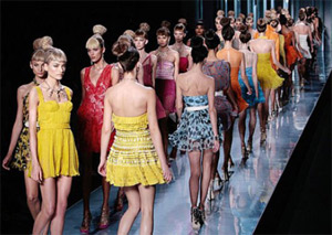 Paris Fashion Week twice an year
