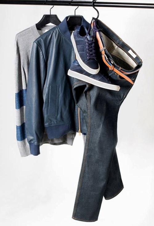 Italian fashion brand Closed at Pitti Uomo 86