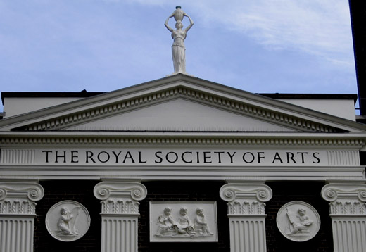 RSA announced the new Royal Designers for Industry