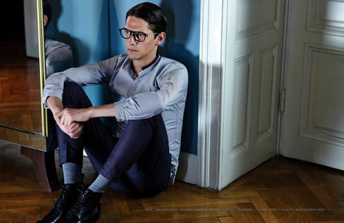 Menswear: Retro elegance for Fall-Winter 2014/2015