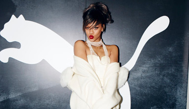 Rihanna To Partner With PUMA