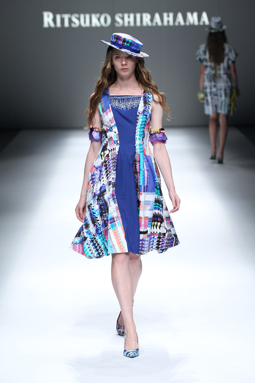 Hope for Spring-Summer 2015 by Japanese designer Ritsuko Shirahama