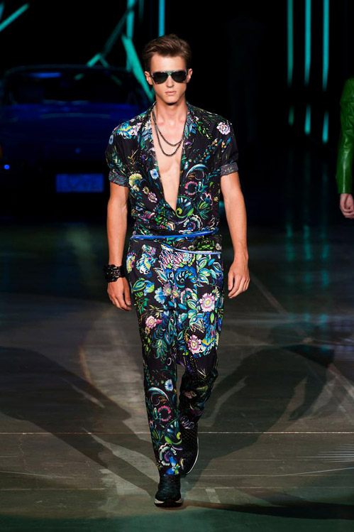Milan Fashion Week: Roberto Cavalli Spring-Summer 2015