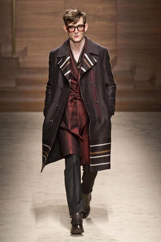 Salvatore Ferragamo Fall-Winter 2014/2015 Menswear collection