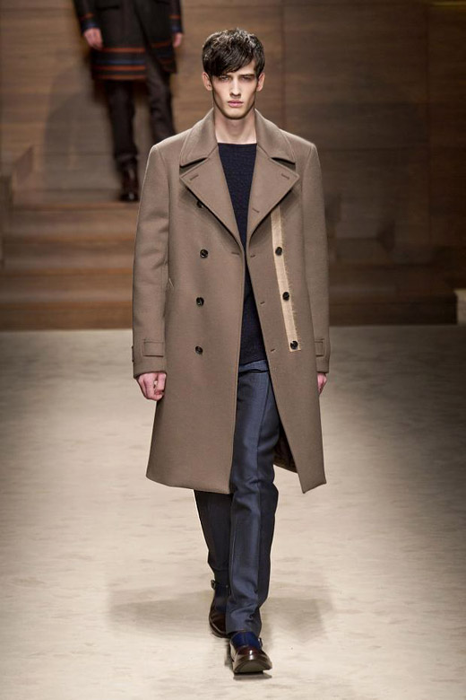 Salvatore Ferragamo Fall-Winter 2014/2015 Menswear collection