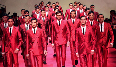 Spring-Summer 2015 Fashion Trends: Men's Suits