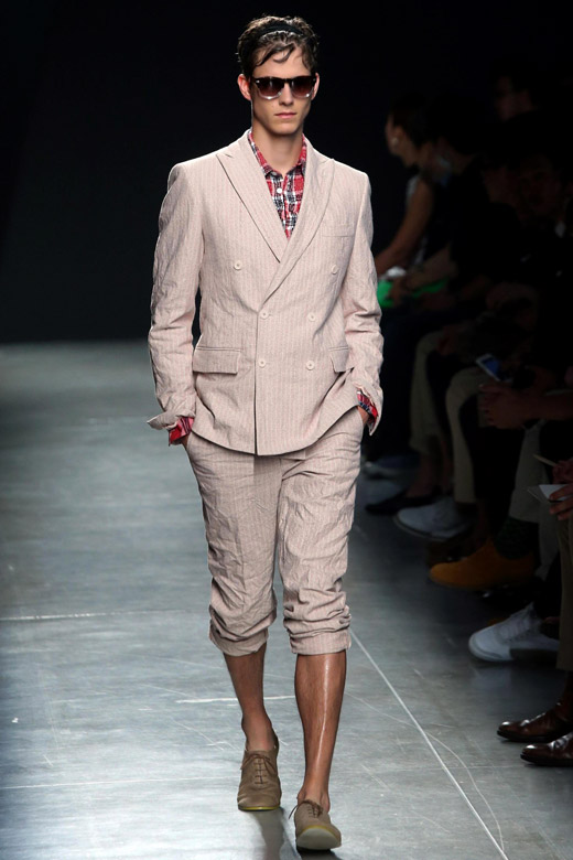 Calvin Klein Fashion Show 2015 Men Spring Summer Fashion