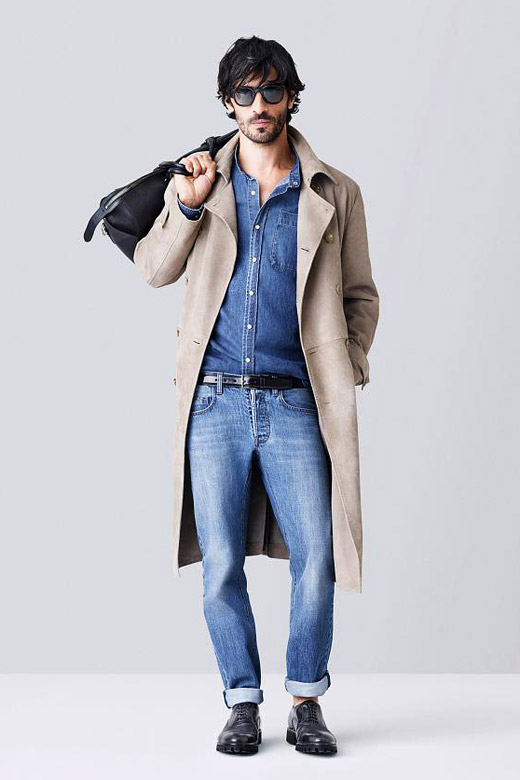 Spring-Summer 2015 Fashion Trends: Denim