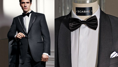 Scabal fabrics - pleasant touch, refined style and traditional craftsmanship